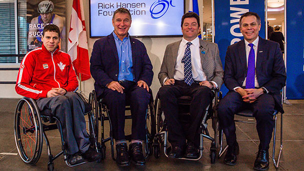 NSCC partners with Rick Hansen Foundation