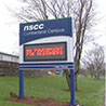 Cumberland Campus sign.