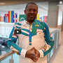 Dr. Etienne Mfoumou, Lead Research Scientist for NSCC's Engineered Technologies Applied Research Lab