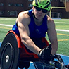 Wheelchair racer Ben Brown looking for big results in 2018