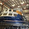 A sense of pride at A.F. Theriault following completion of Halifax ferry named Vincent Coleman