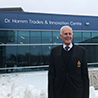 NSCC Pictou Campus names new wing after former Premier Dr. John Hamm