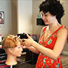 Local stylist wins gold in competition