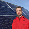 NSCC researcher imagines renewable energy with a deployable solar microgrid