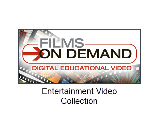 Films on Demand Entertainment Video Collection